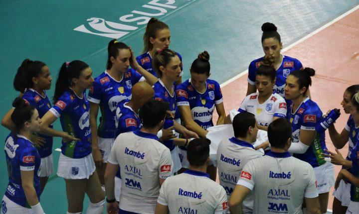 Superliga Feminina: Em casa, o Osasco Audax busca a reabilitação diante do Itambé Minas nessa terça