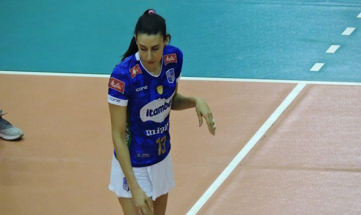 Em entrevista, Sheilla Castro fala sobre a carreira e seu retorno às quadras pelo Minas