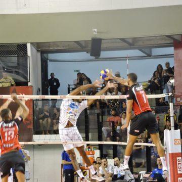 Jogos finais da Copa Brasil de Vôlei Masculino são destaques nesse final de semana