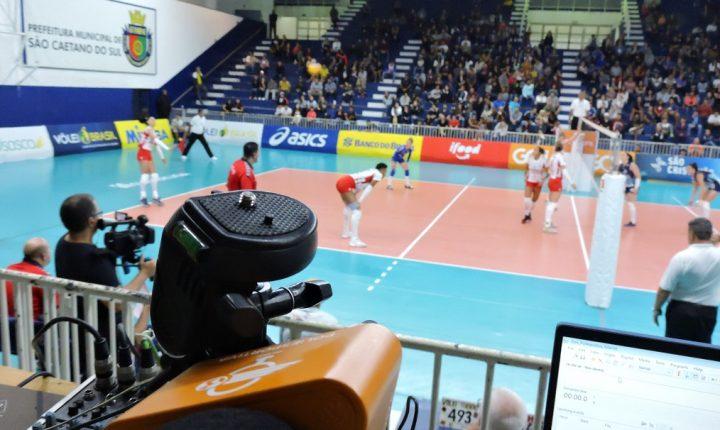 Superliga Feminina abre 2ª rodada do returno nessa quinta-feira