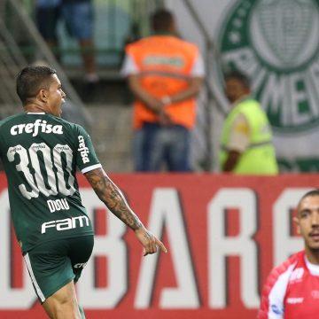 Paulistão – 7ª Rodada – Gol de Palmeiras 1 X 0 Guarani