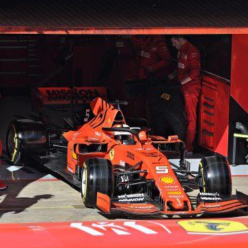 Vettel e Ferrari anunciam fim de relacionamento