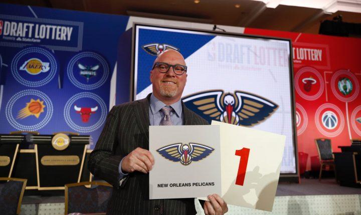 Draft da NBA: sem data para acontecer, loteria e Combine são adiados