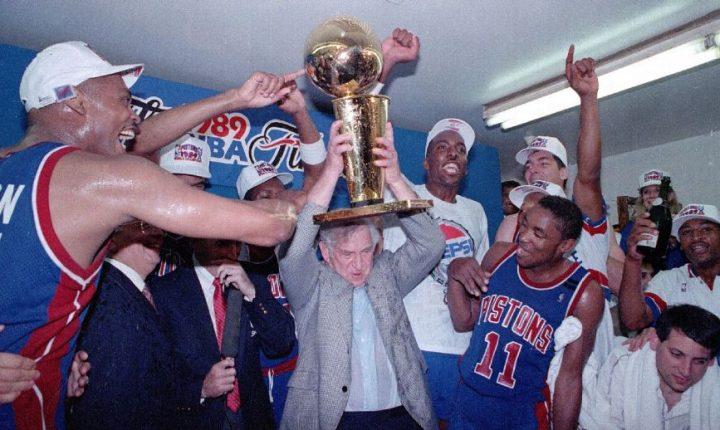 Conheça os Bad Boys: os campeões mais odiados na história da NBA