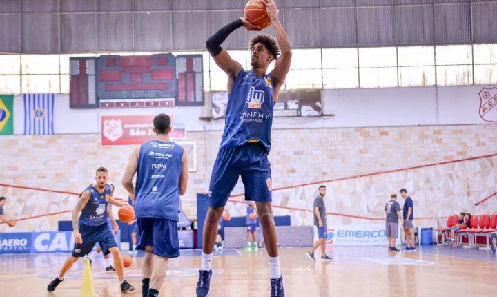 Nehemias Morillo é mais um no radar da Unifacisa