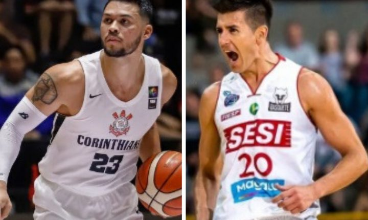 Corinthians e Franca sofrem baixas no elenco