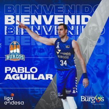 Pablo Aguilar acerta com San Pablo Burgos