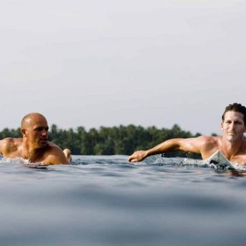 Rivalidades do Surf: Kelly Slater x Andy Irons