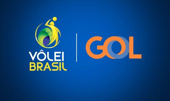 CBV e GOL renovam parceria por mais dois anos