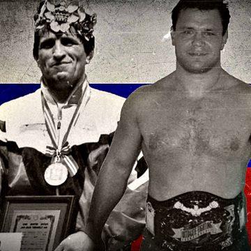 Do Lobo Russo ao Urso Taktarov: conheça os difusores russos no MMA