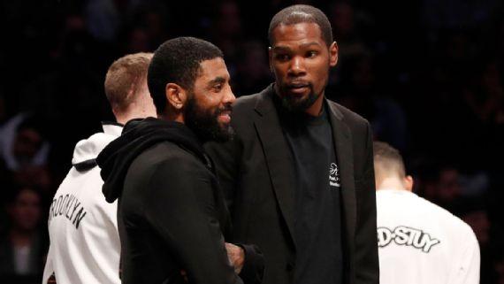 Kevin Durant afirma qual time vai levar a NBA este ano