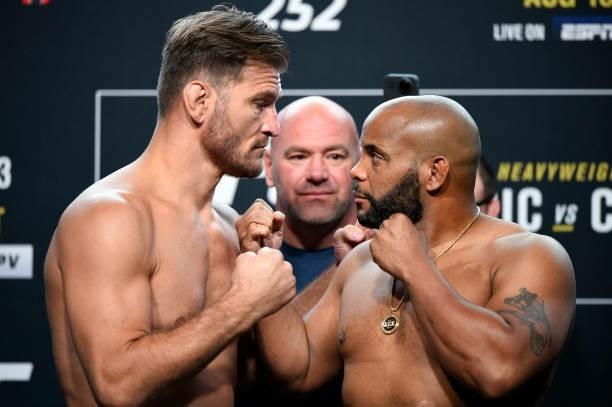 Stipe Miocic x Daniel Cormier – Prognóstico da luta principal do UFC 252