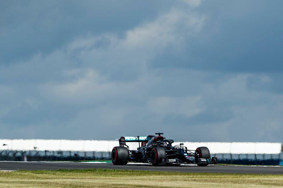 Fórmula 1 2020 - GP da Inglaterra
