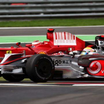 GP da Bélgica de 2008 – A chuva no final que mudou tudo