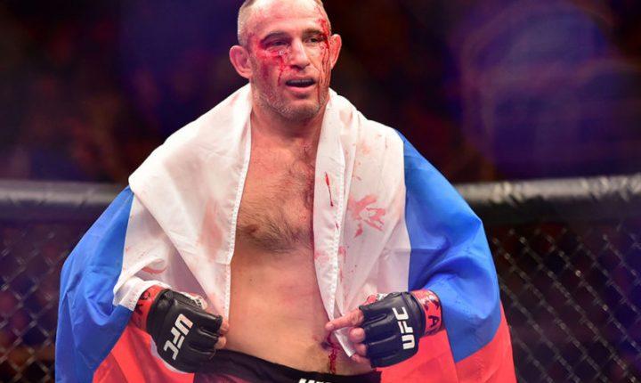 A geração 2000 do MMA russo: Ataev, Valerievich, Oleinik e Fedor