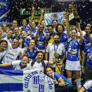 CBV divulga times para a Superliga Feminina 2020/21