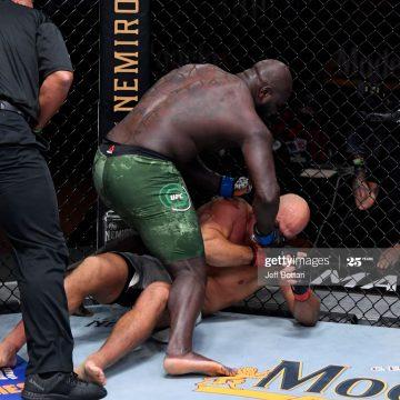 Furacão do UFC, Jairzinho nocauteia Cigano no UFC 252