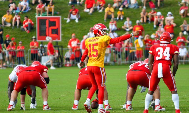 NFL: Pré jogo Texans x Chiefs