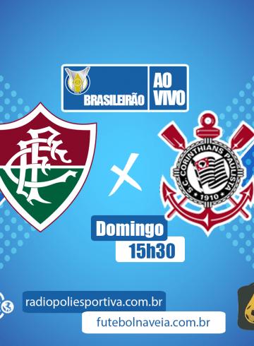 Brasileirão 2020 – Fluminense X Corinthians