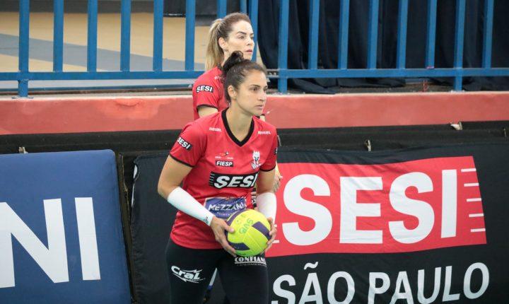 SESI Vôlei Bauru estreia no Paulista nesta quarta-feira e faz campanha solidária de ingressos