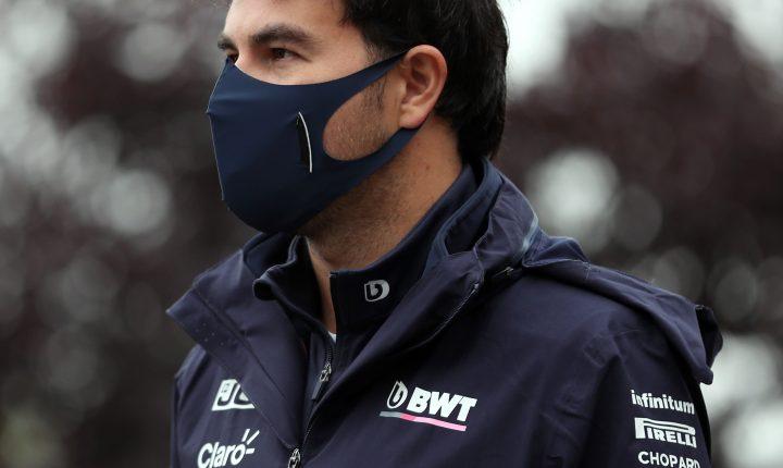 Sergio Perez anuncia sua saída da Racing Point
