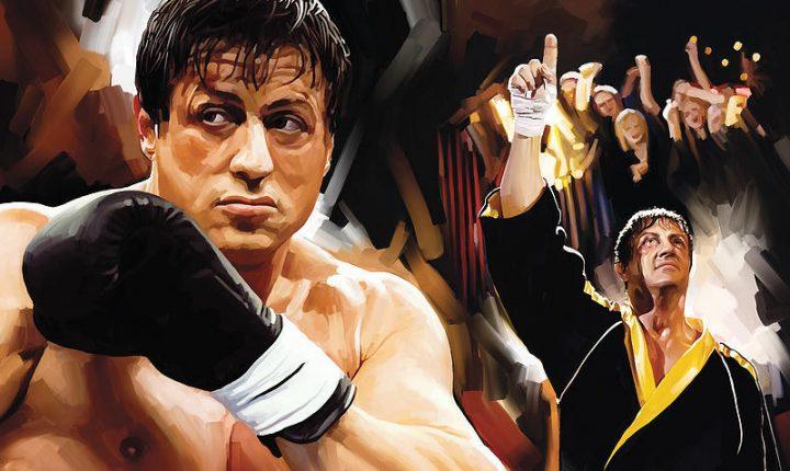Rocky Balboa: um dos maiores lutadores que o cinema já produziu