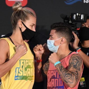 Katlyn Chookagian x Jéssica Andrade- Prognóstico do co-main event no UFC Fight Island 6