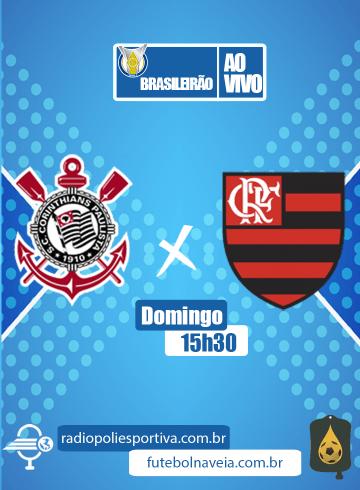 Brasileirão 2020 – Corinthians x Flamengo
