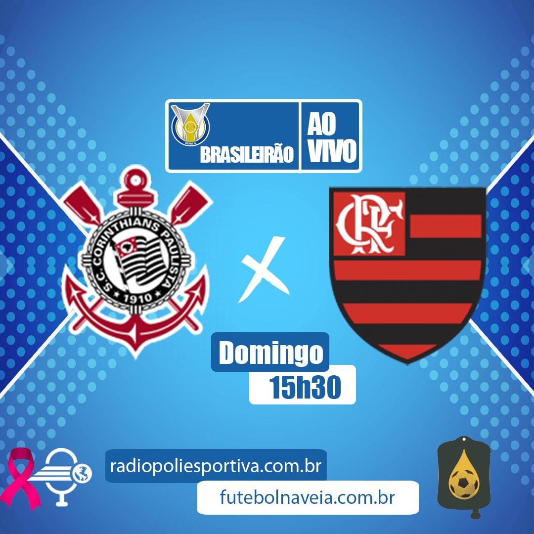 Brasileirão 2020 - 17ª Rodada - Corinthians X Flamengo