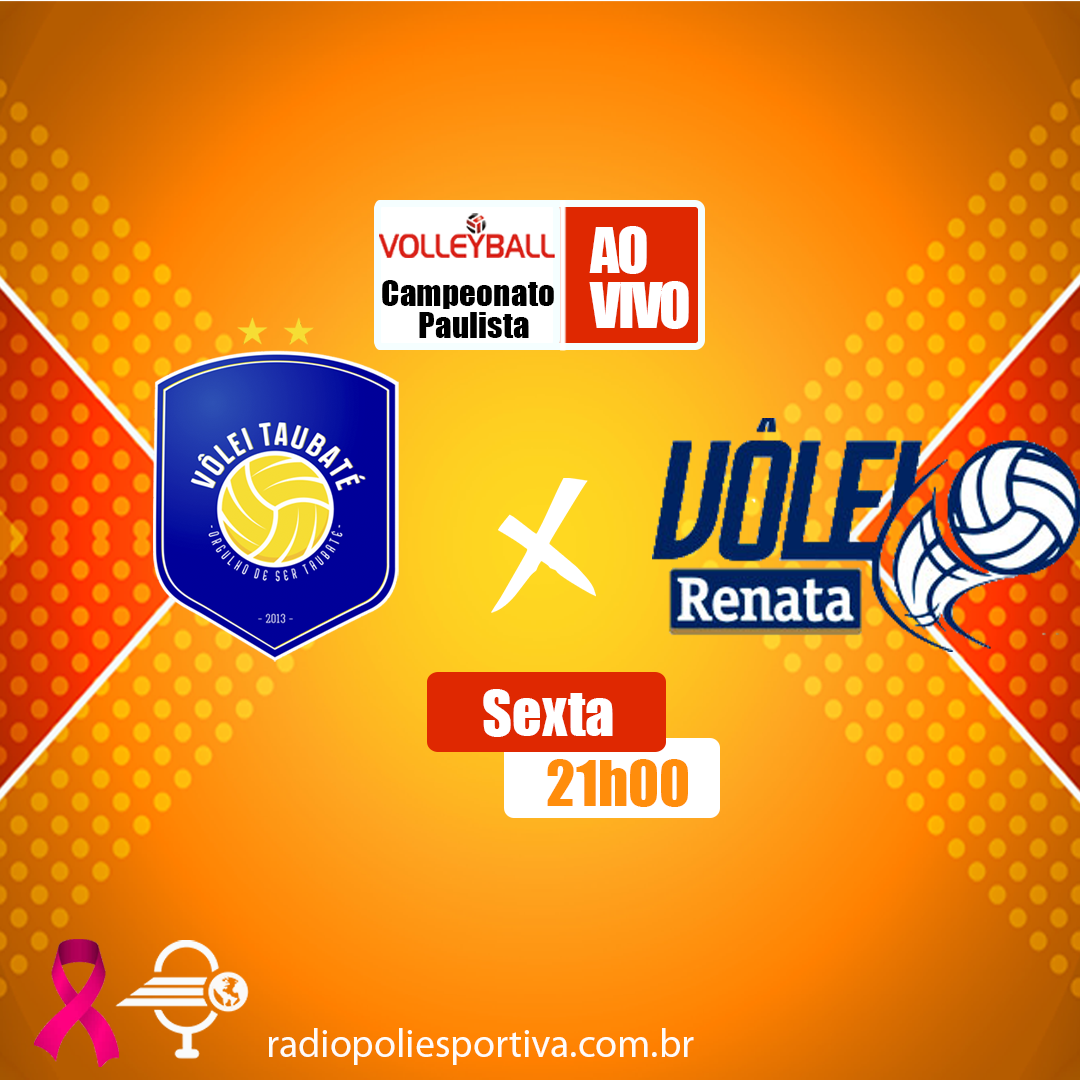 Campeonato Paulista de Vôlei Masculino 2020 - Final - Jogo 2 - Taubaté X Campinas
