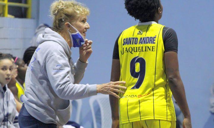 Santo André/APABA derrota o Pró-Esporte no terceiro tempo extra no Paulista Feminino