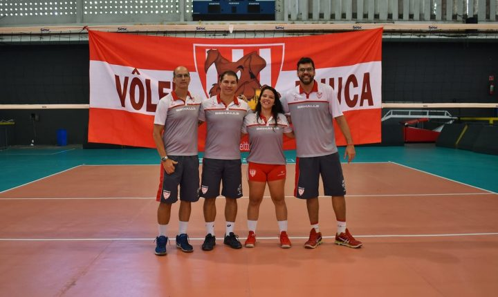 Exclusivo: Gilberto Bello fala da temporada do vôlei masculino do Tijuca/Zinzane