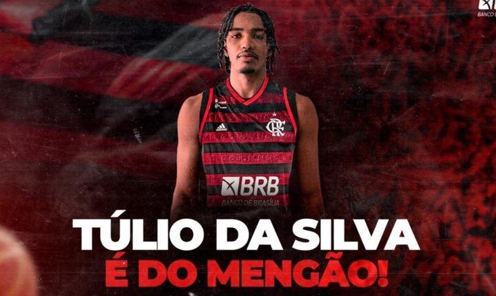 Flamengo acerta contratação de Túlio da Silva, ala-pivô com passagem pelos EUA