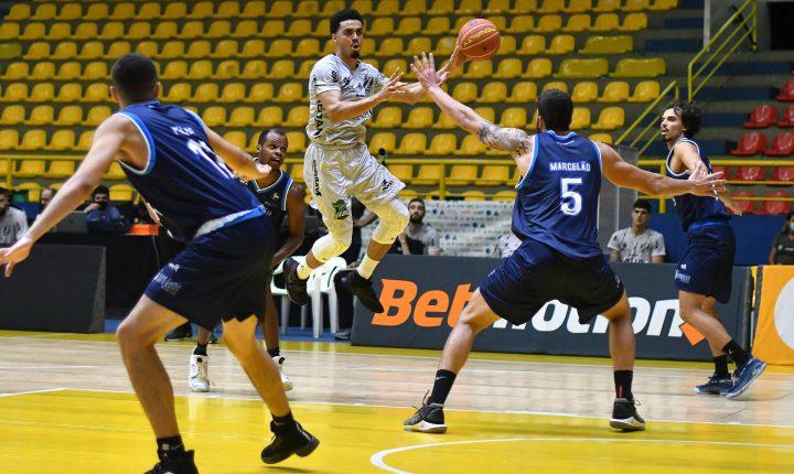 Bauru passa por Brasília com tranquilidade e chega à segunda vitória no NBB