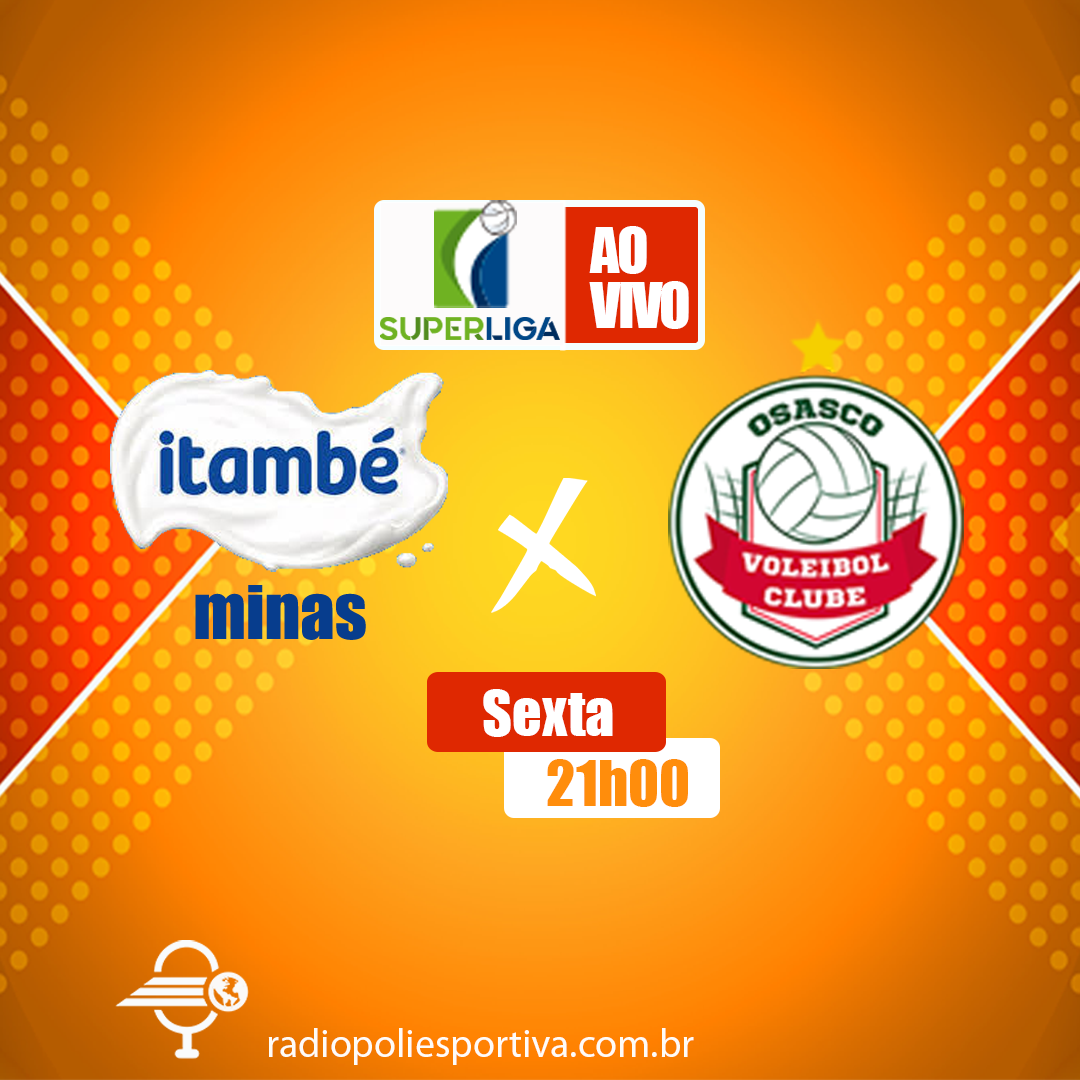 Superliga Feminina de Vôlei 2020 2021 - 6ª rodada - Itambé Minas x Osasco São Cristóvão Saúde