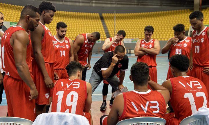 Vila Nova AEGB se prepara para semifinal do Campeonato Goiano de Basquete