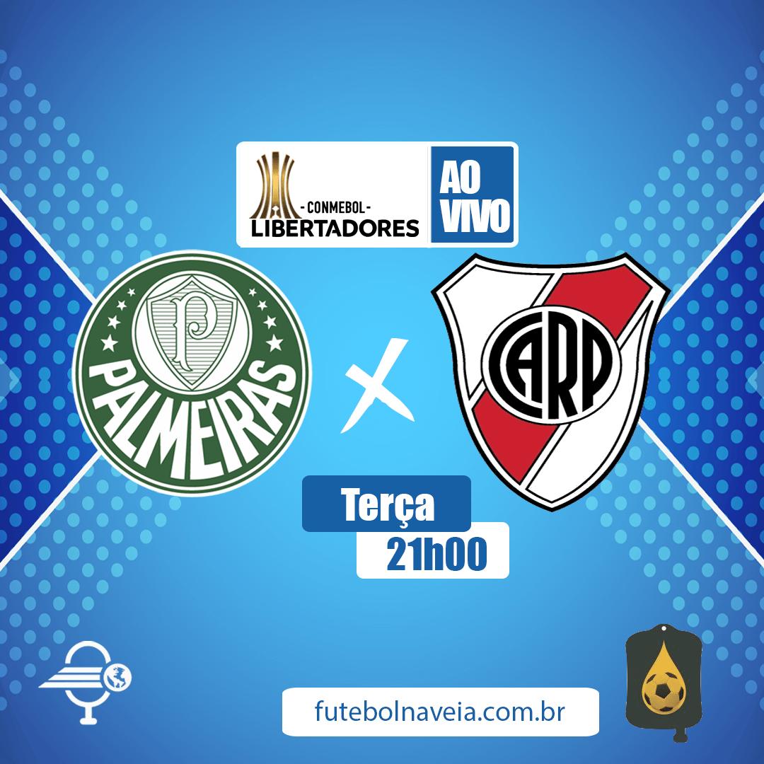 Libertadores 2020 - Semifinal - Jogo 2 -Palmeiras x River Plate - ARG