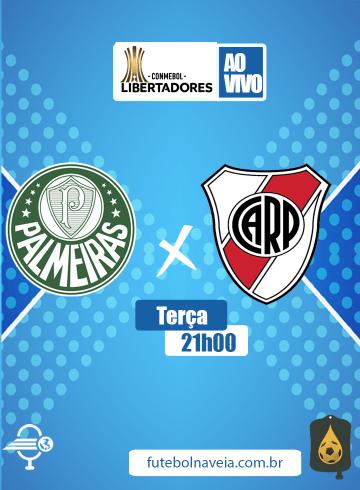 Libertadores 2020 – Palmeiras x River Plate-ARG