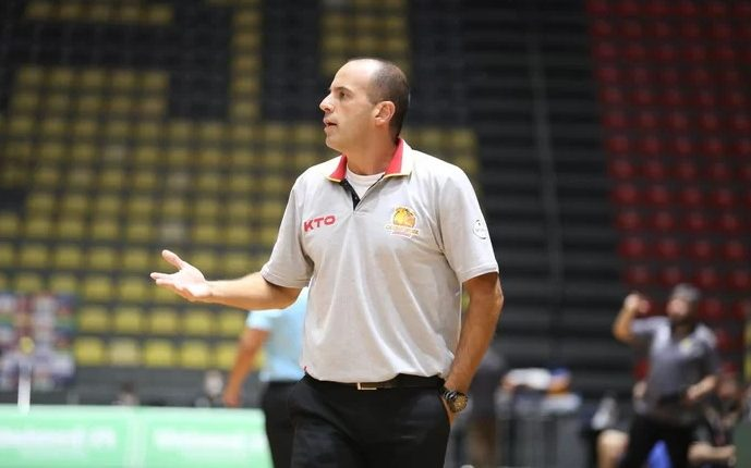 Rodrigo Barbosa, técnico do Caxias, fala sobre as metas da equipe, desafios da pandemia e reta final do NBB