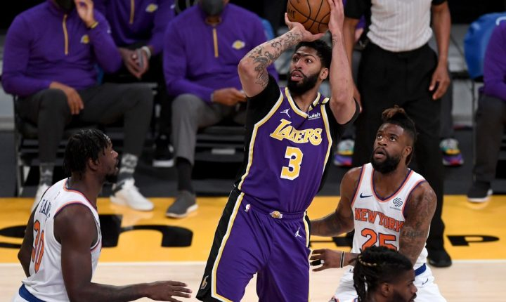 Los Angeles Lakers x Houston Rockets – Duelo pela temporada regular NBA 2020/21
