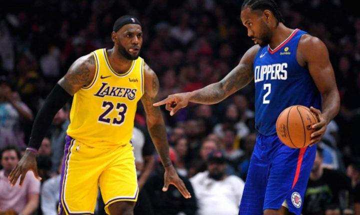Los Angeles Clippers x Los Angeles Lakers – Duelo pela temporada regular da NBA 2020/21