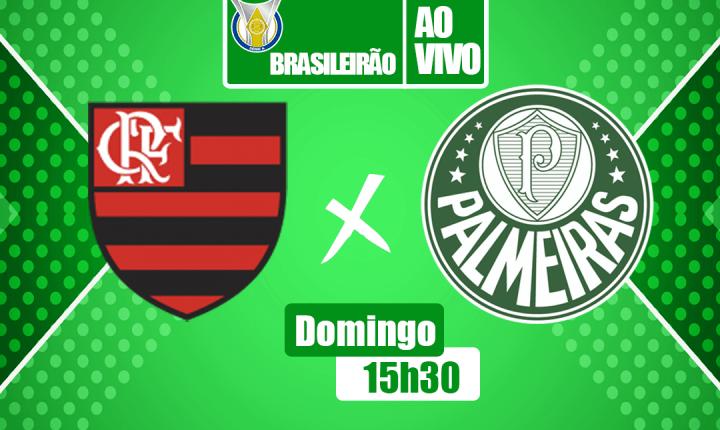 Flamengo x Palmeiras – Grande duelo da 1ª rodada do Brasileirão