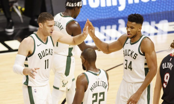 Milwaukee Bucks x Houston Rockets – Duelo pela temporada regular da NBA 2020/21