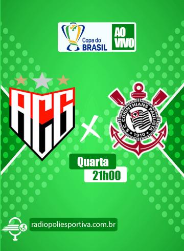 Copa do Brasil 2021 – Atlético-GO x Corinthians