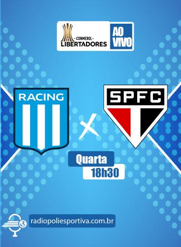 Libertadores 2021 – Racing-ARG x São Paulo