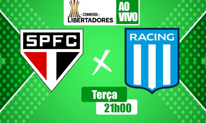 São Paulo x Racing-ARG – Duelo no Morumbi vale a liderança do Grupo E
