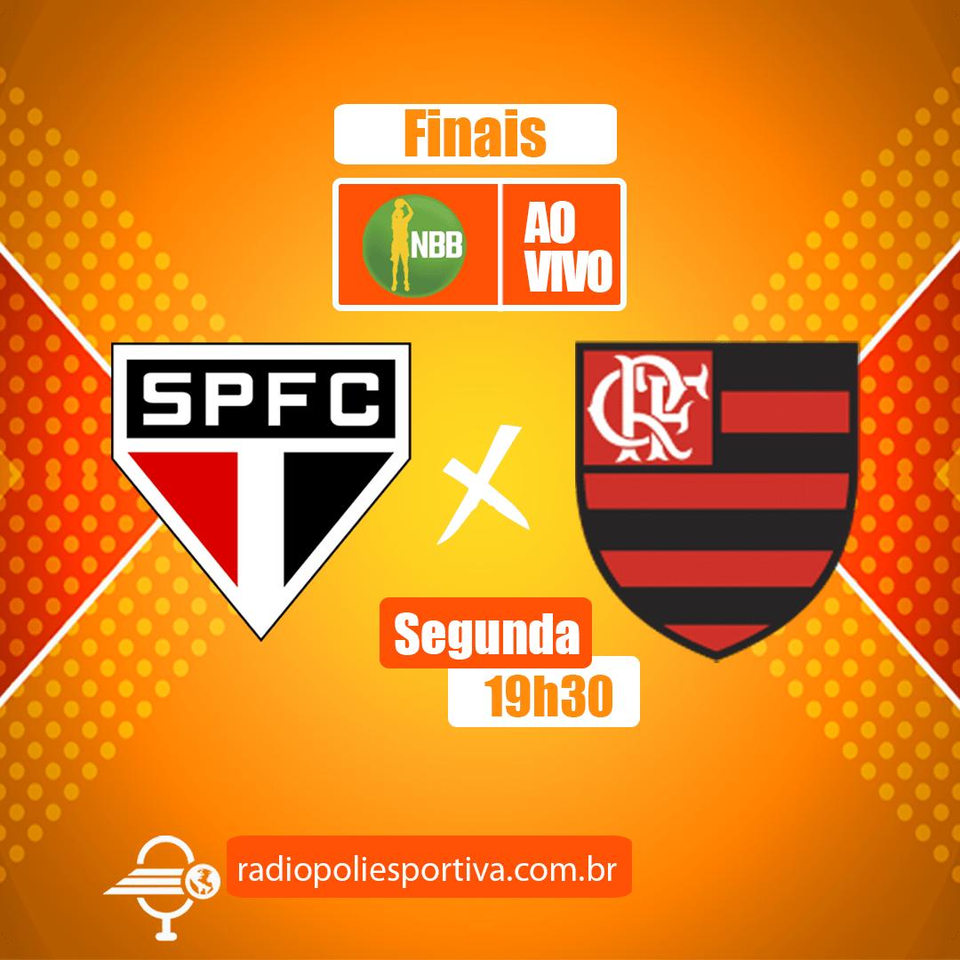 NBB 13 - Playoffs - Finais - Jogo 2 - São Paulo x Flamengo