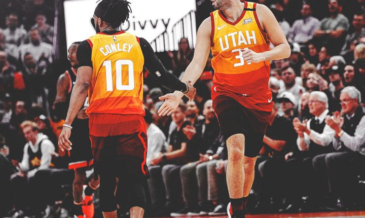 Utah Jazz x Denver Nuggets – Duelo pela temporada regular da NBA 2020/21
