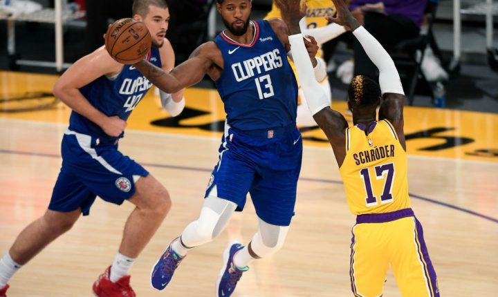 Com facilidade, Clippers vencem Lakers e se consolidam como favoritos para as finais da NBA
