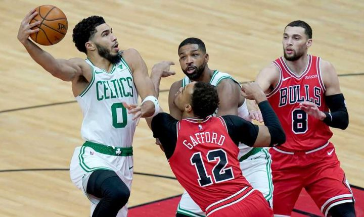 Chicago Bulls x Boston Celtics – Duelo pela temporada regular da NBA 2020/21